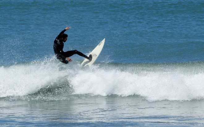 Reporte de olas Necochea Surf