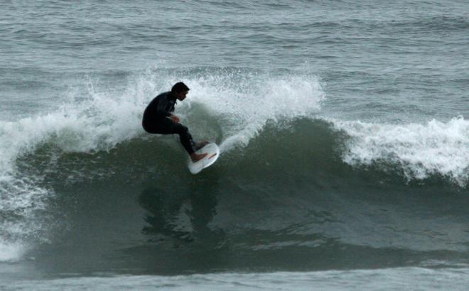 Reporte de Olas Surf Necochea