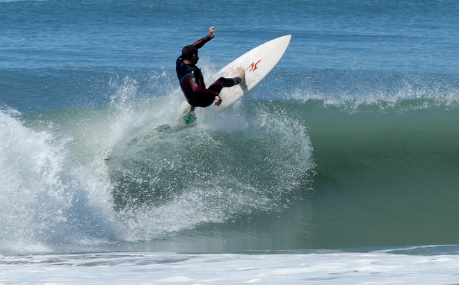 Reporte de Olas Surfing Argentina