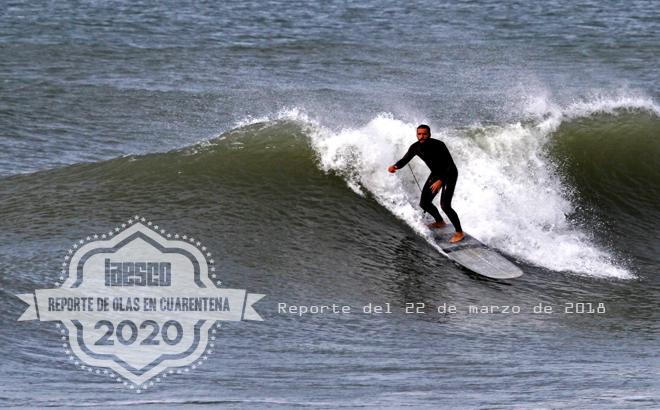 SURFING ARGENTINA