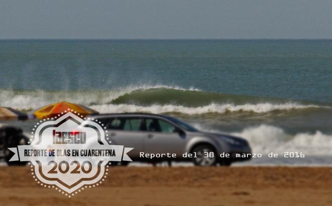 REPORTE EN CUARENTENA