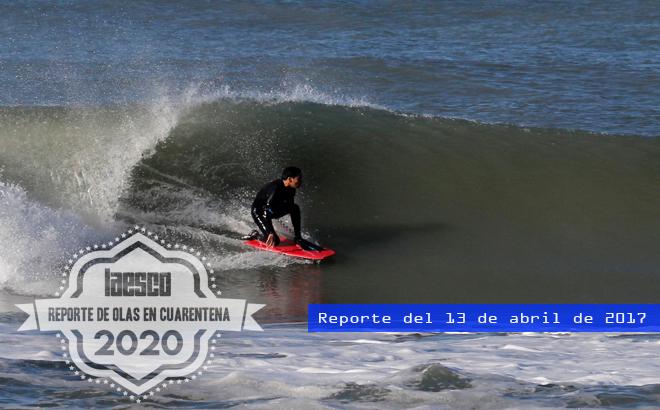 Reporte de olas NECOCHEA CUARENTENA