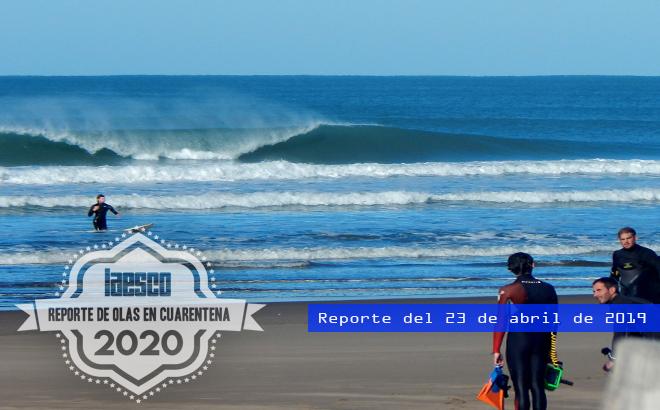 Reporte de Olas Cuarentena