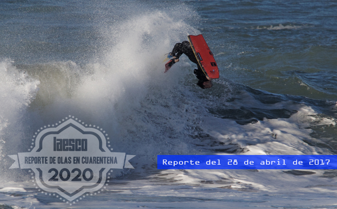 REPORTE DE OLAS EN CUARENTENA