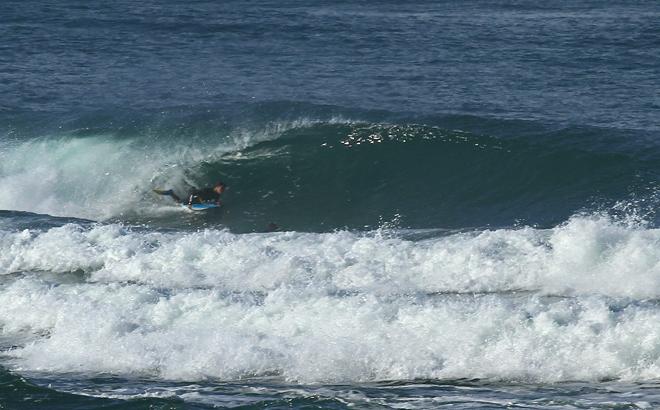 Bodyboarding Necochea
